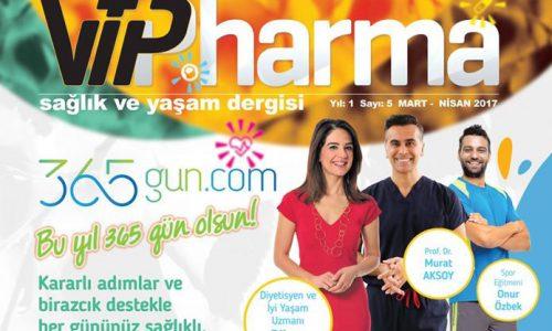 Vipharma 2017 Mart – Nisan Sayısı