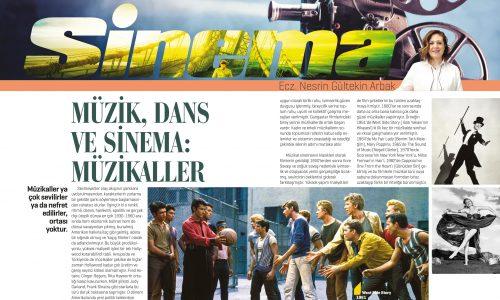 Müzik, Dans ve Sinema: Müzikaller | Ecz. Nesrin Gültekin